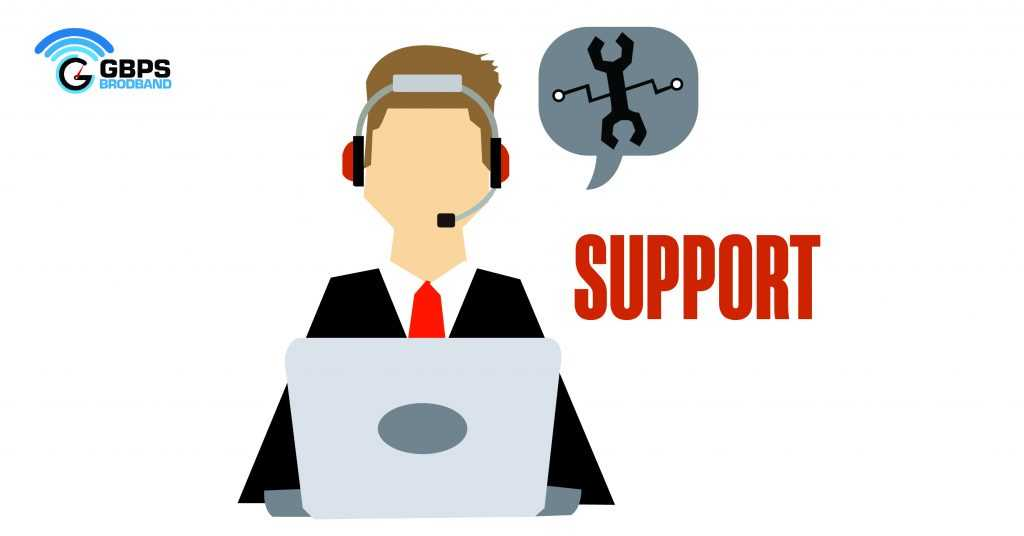 ACT broadband support