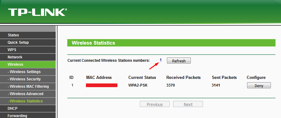 broadband internet connection speed