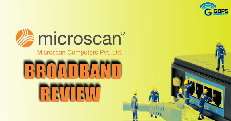 Microscan Broadband