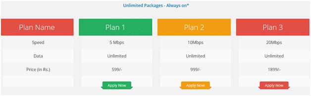 antariksh broadband