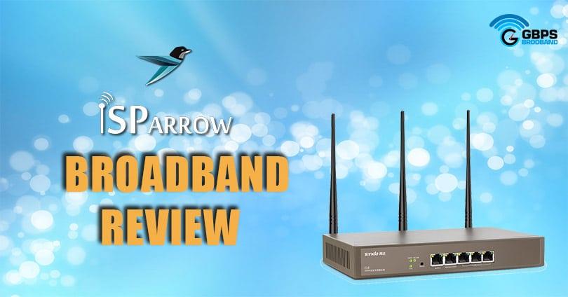 isparrow broadband