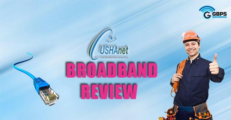Ushanet broadband