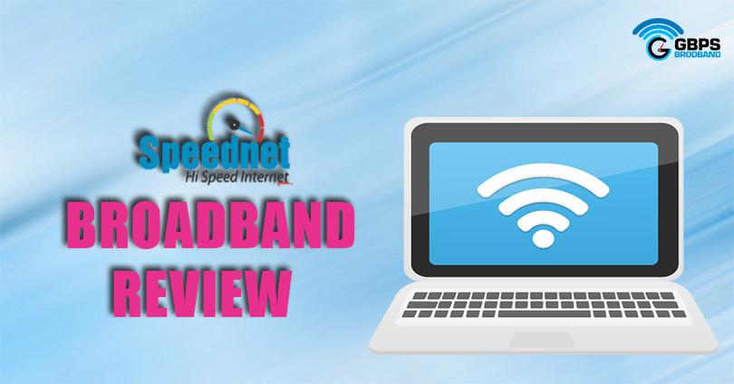speednet broadband