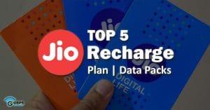 jio recharge plans